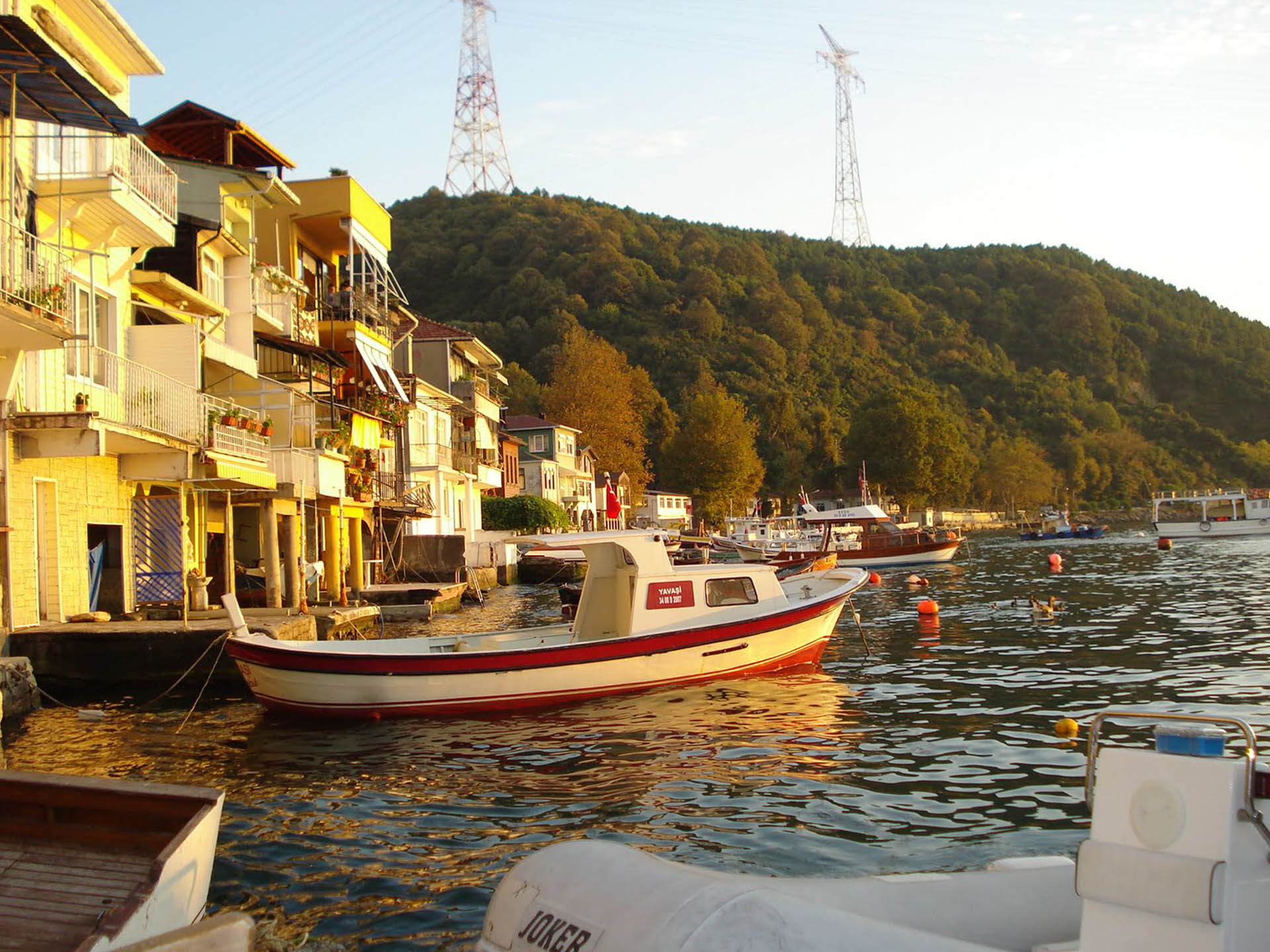 Bosphorus and Black Sea Tour with Lunch