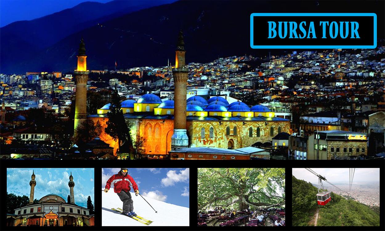 Bursa (Full Day Tour)