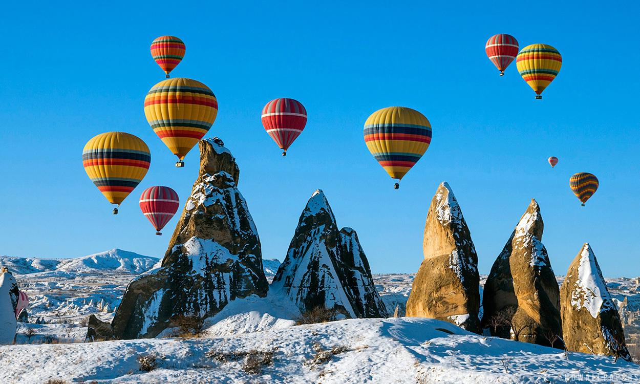 Cappadocia North Tour