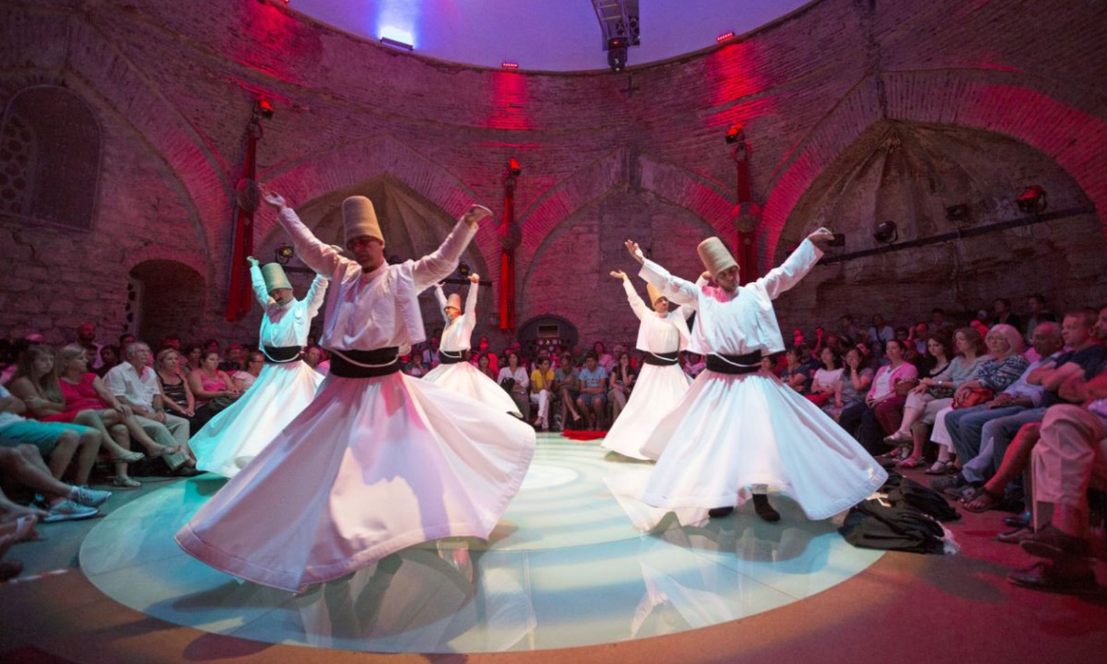 HodjaPasha Whirling Ceremony